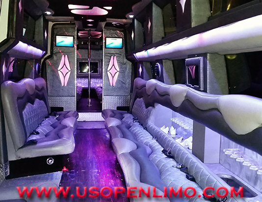 U S Open Limo Service Double Decker Hummer Limo Ny