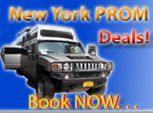 prom limo rates and deals