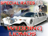 U.S. Open Limousines - Wedding Service